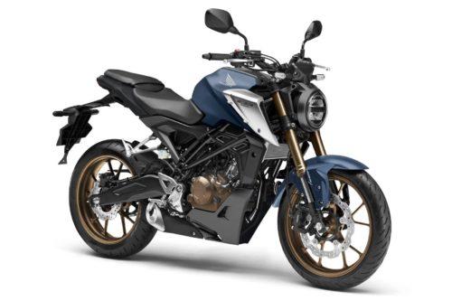 2021 Honda CB125R Neo Sports Café First Look: America Bound?