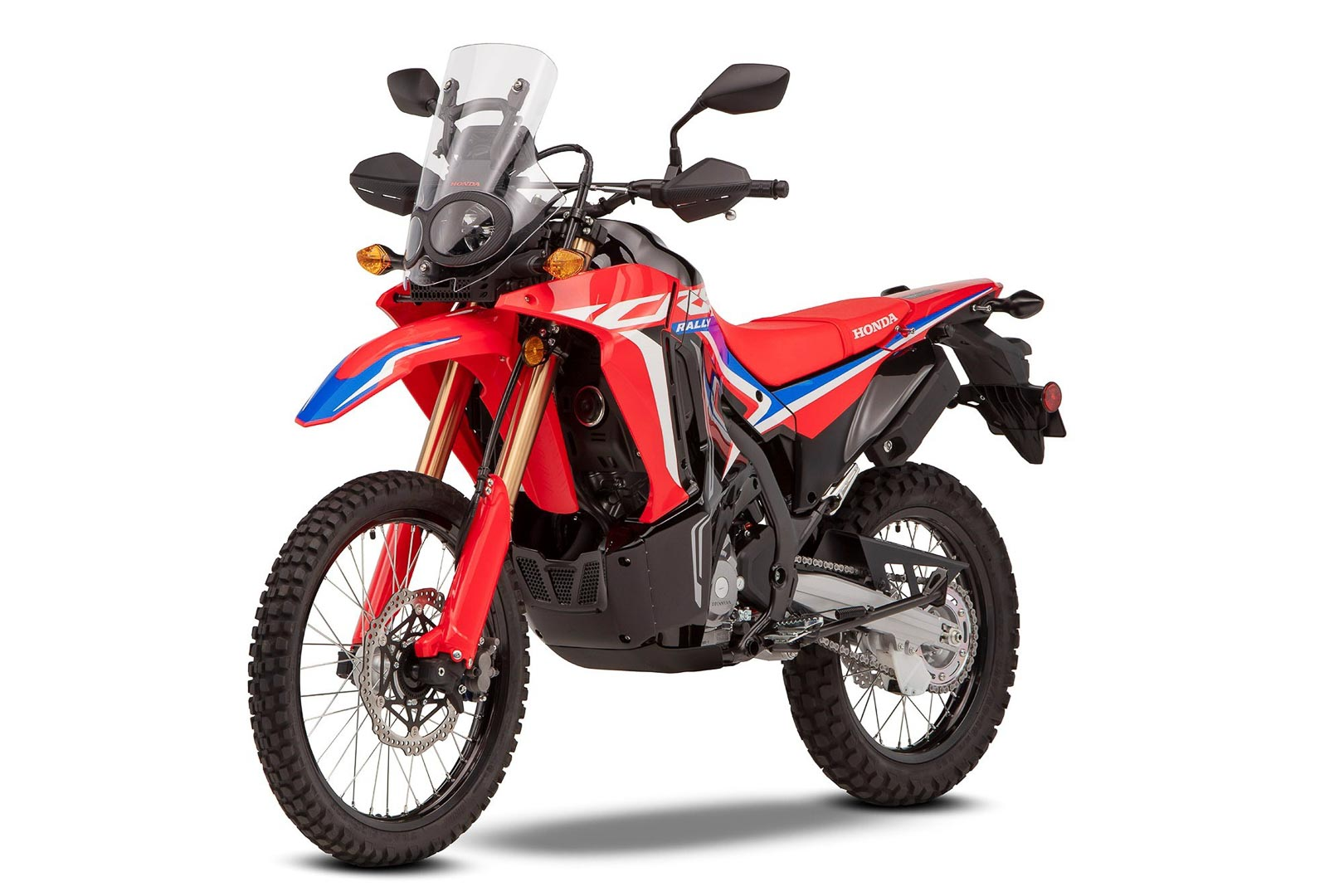 2021 Honda CRF300L and CRF300L Rally First Look (12 Fast Facts)