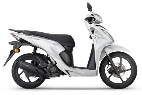 2021 Honda Vision 110 First Look: Specs and Photos