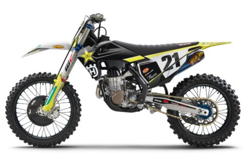 2021 Husqvarna FC 450 Rockstar Edition First Look (8 Fast Facts)