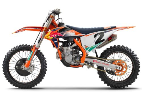 2021 KTM 450 SX-F Factory Edition First Look (12 Fast Facts)