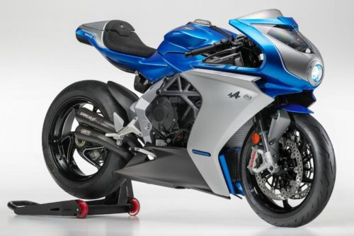 2021 MV Agusta Superveloce Alpine First Look: Specs and 36 Photos