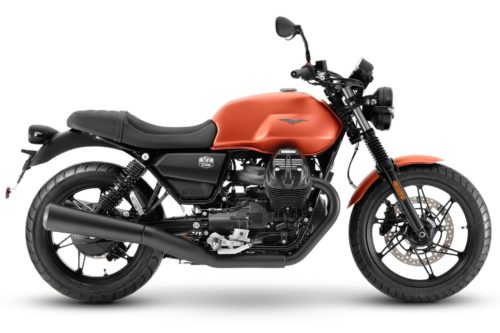 2021 Moto Guzzi V7 Lineup First Look (6 Fast Facts + 18 Photos)