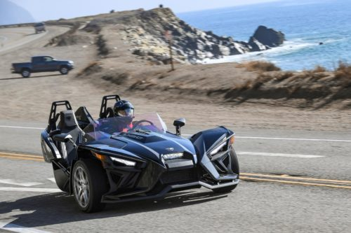 2021 Polaris Slingshot SL Review: With AutoDrive and Paddle Shifters