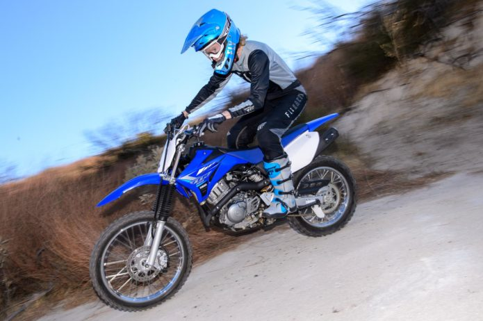 2021 Yamaha TT-R125LE Review: Movin' On Up Trailbike