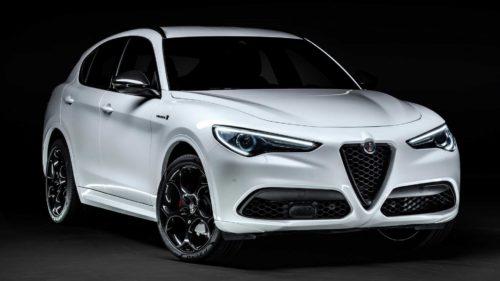 2021 Alfa Romeo Stelvio Veloce Ti Debuts With 280 HP, Perky Looks