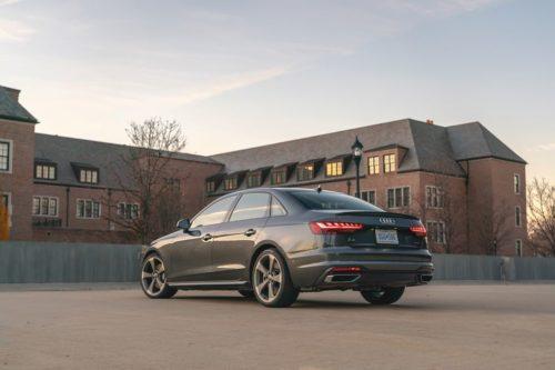 Tested: 2021 Audi A4 45 Advances a Proven Formula