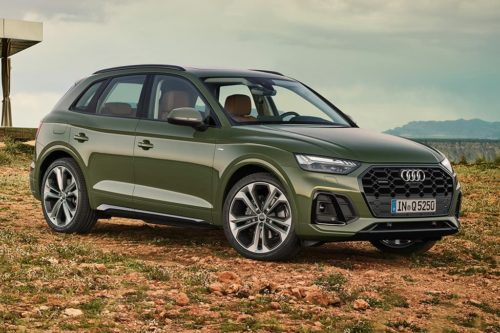 Revised Audi Q5 goes up in price, tech