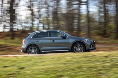 2021 Audi Q5 Plug-In Hybrid Might Be the Best Q5