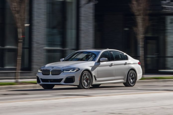 Tested: 2021 BMW 540i Embraces Comfort, and Maybe That's Okay