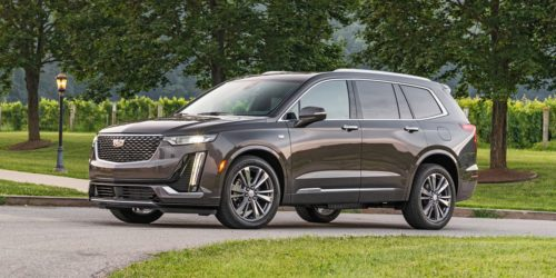 2021 Cadillac XT6 Sport Review