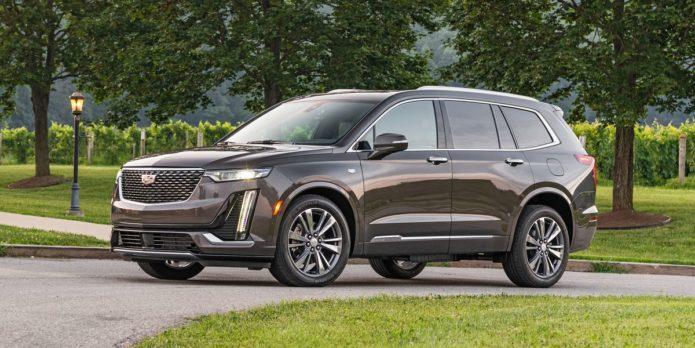 2021 Cadillac XT6 Sport Review