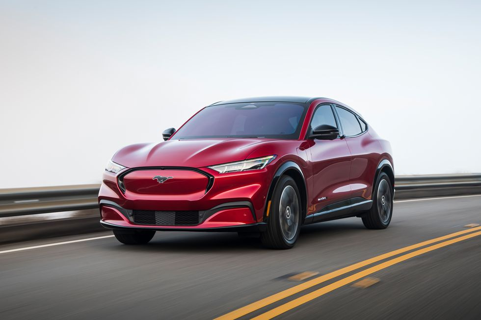 2021 Ford Mustang Mach-E Is Ford's Best EV Ever