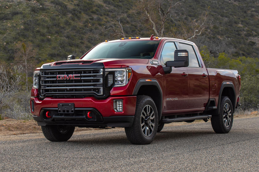 2021 GMC Sierra HD Review