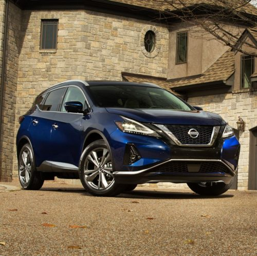 2021 Nissan Murano Adds New Colors, Starts at $33,605