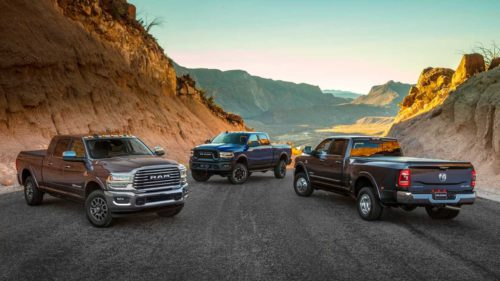 2021 Ram Heavy Duty Debuts With More Torque, Higher Max Tow Rating