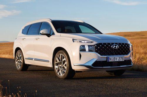 2021 Hyundai Santa Fe First Drive Review
