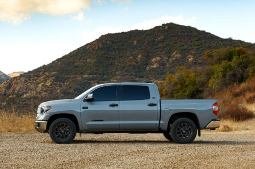 2021 Toyota Tundra Trail Edition: An Old-Ass Truck, but Still a Solid Value