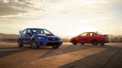 2021 Subaru WRX, WRX STI Pricing Shows Tiny Changes Before Full Revamp