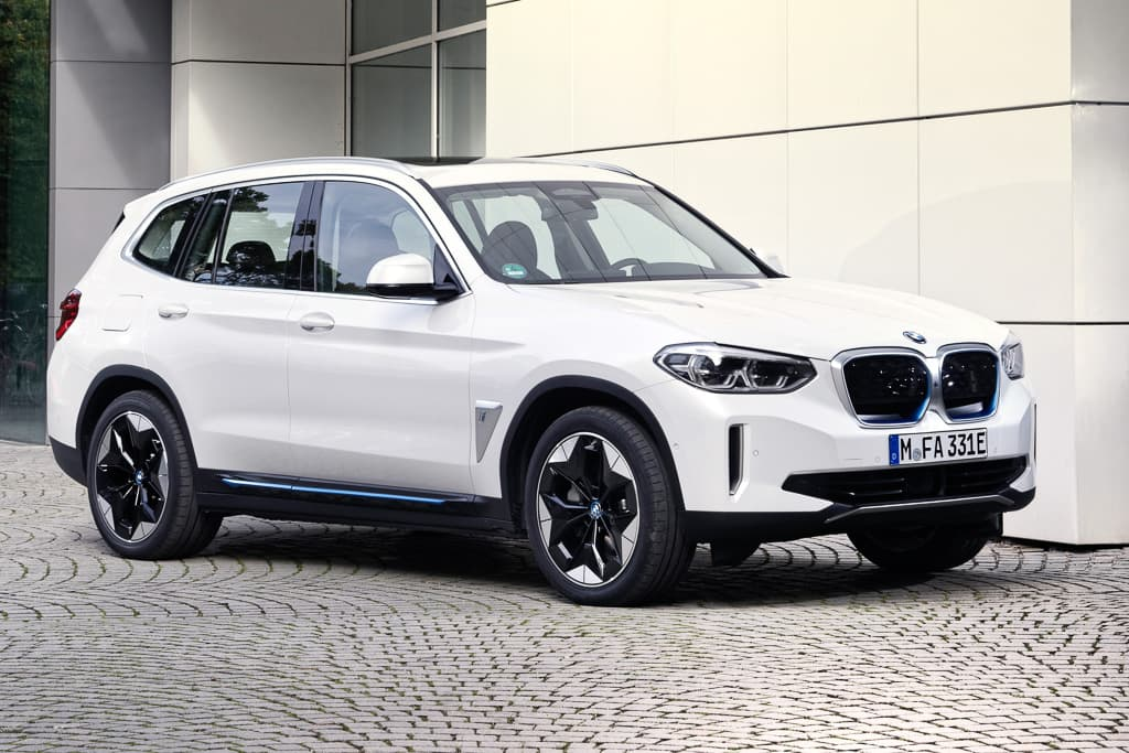BMW iX3 and iX will be priced to compete