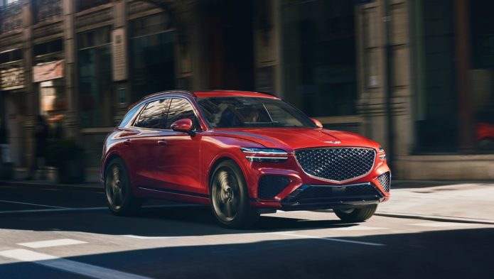 2022 Genesis GV70 Engines Confirmed, U.S. Arrival Set for 2021