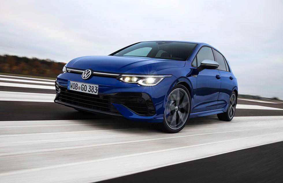 2022 Volkswagen Golf R Evolves the Species