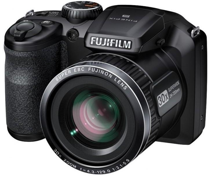 Fujifilm FinePix S4600 Camera