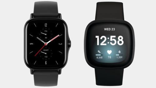 Amazfit GTS 2 v Fitbit Versa 3: fitness watches compared