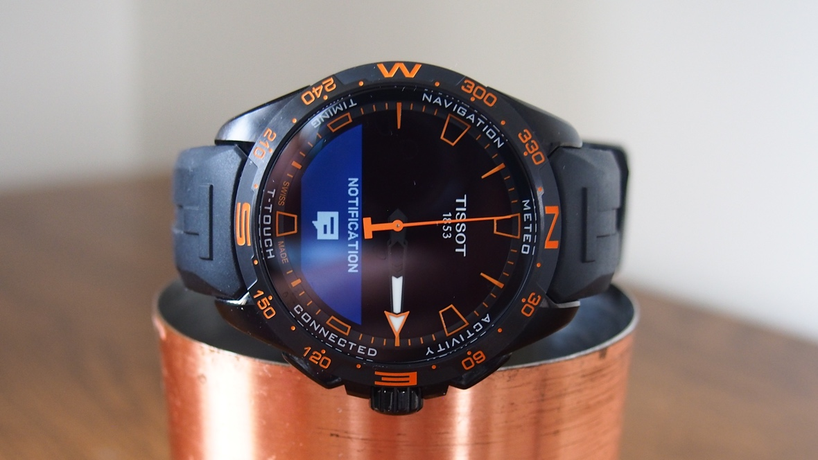Tissot T-Touch Connect Solar review: Swiss-made hybrid from Swatch