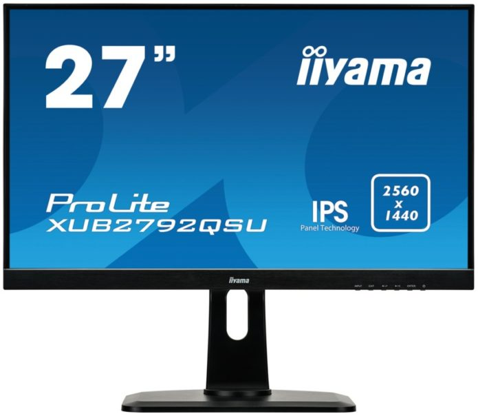 Iiyama ProLite XUB2792QSU-B1 review