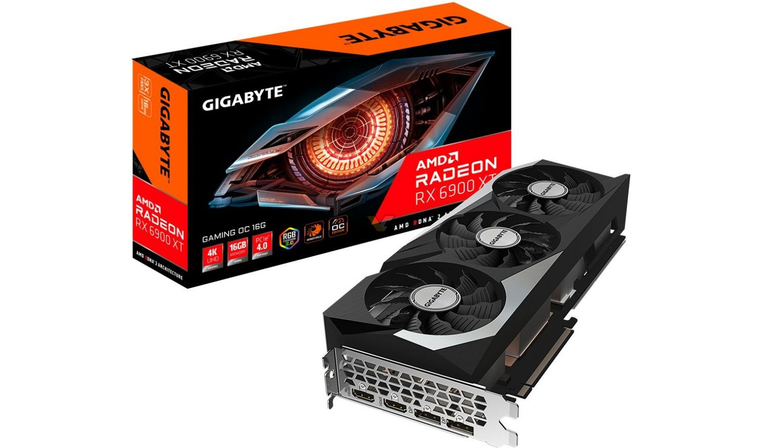Gigabyte Radeon RX 6800 series prices are a big oof for gamers compared to AMD's MSRPs: US$250 more for an RX 6800 XT-based AORUS Master variant