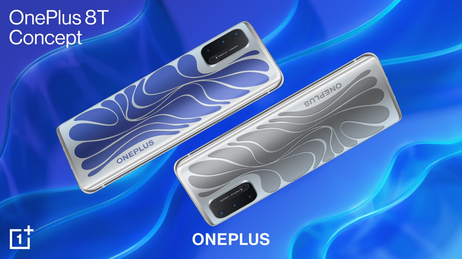 OnePlus 8T Concept is a hi-tech chameleonic handset you can't buy
