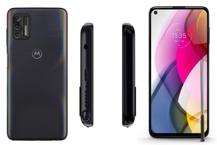 Motorola Moto G Stylus (2021) leaked by Amazon