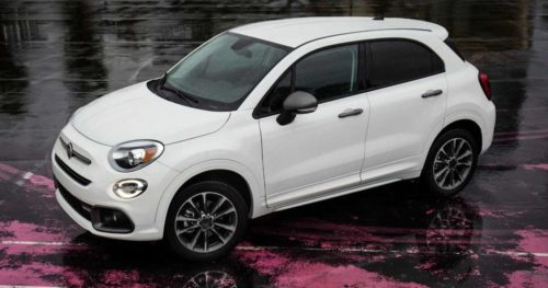 2021 Fiat 500X Pricing Starts At $24,840, Sport Trim Gets New Package