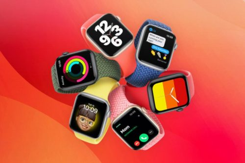 Apple Watch 7 could have Touch ID and an in-screen camera