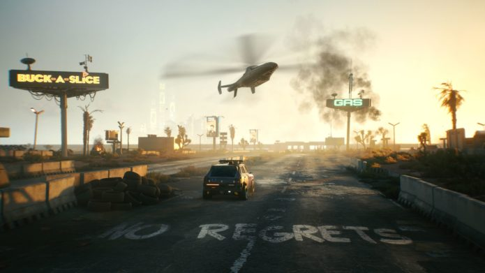 Cyberpunk 2077 is more than a little rough on the base PS4 and Xbox One