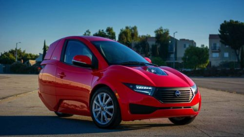 ElectraMeccanica Solo EV First Drive – Electric three-wheeler is oddly appealing