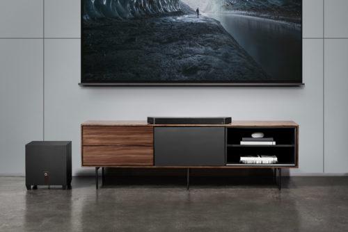 Definitive Technology's Studio 3D Mini is a tiny Dolby Atmos soundbar