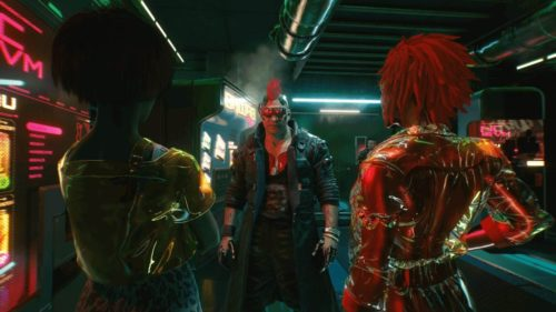 Does Cyberpunk 2077 have online multiplayer?