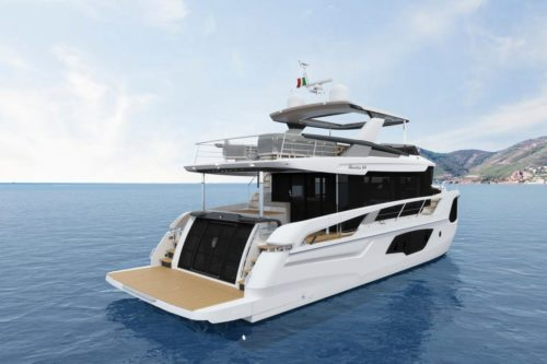 Absolute Navetta 64 review: This fast trawler has a trick up its sleeve