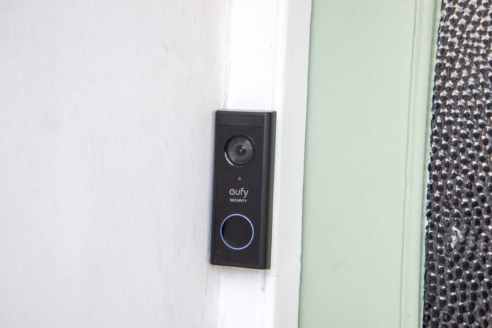 Eufy Video Doorbell 2K (Battery-powered) Review