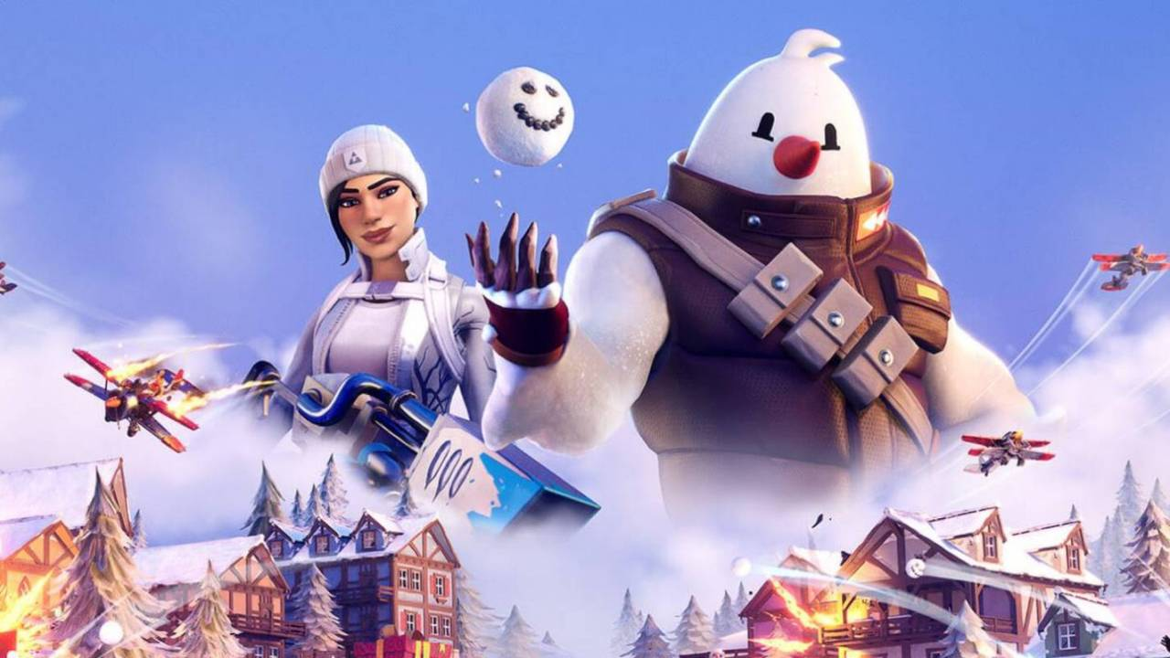 Fortnite's Operation Snowdown arrives: Free rewards and how to get them