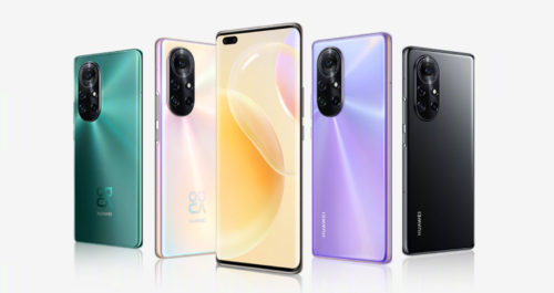 Nova 8 & 8 Pro: Kirin 985, 66W Charger, 64MP, up to 120Hz OLED for P24K