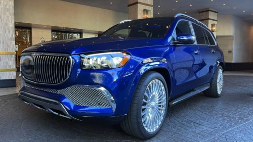 2021 Mercedes-Maybach GLS 600 First Drive Review – Luxury you can't ignore