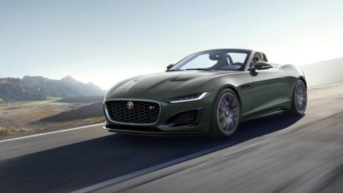Jaguar F-TYPE Heritage 60 Edition gives E-type icon a fitting tribute