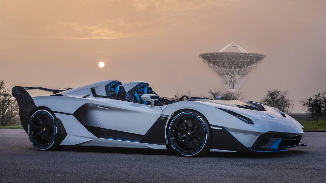 Lamborghini SC20 is a super-exclusive supercar love letter to inspired aero
