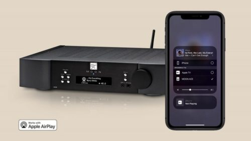 MOON adds AirPlay 2 to its range of products