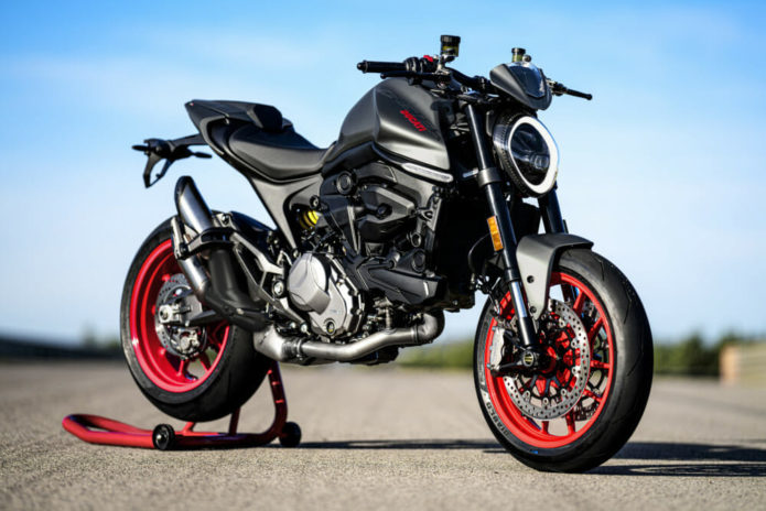 2021 Ducati Monster First Look