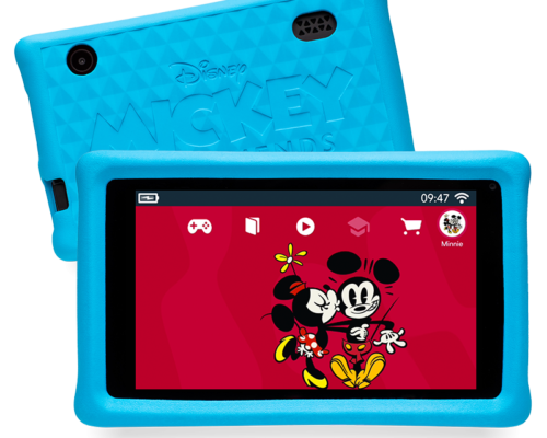 Pebble Gear Mickey and Friends kids tablet review