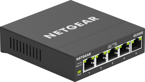 Netgear GS305E Review
